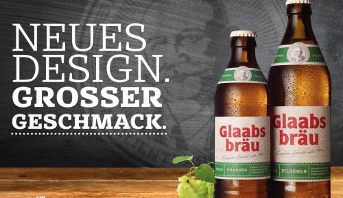 Social Media – Glaabsbräu Marken-Relaunch