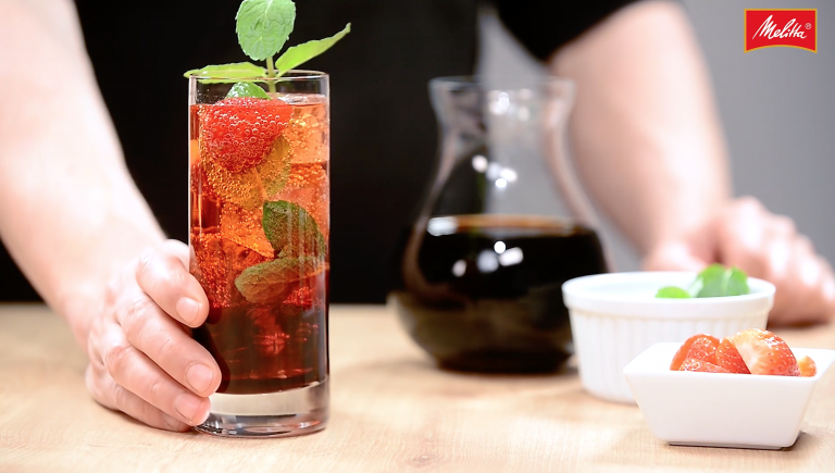 Produkt – Coldbrew Strawberry Mojito