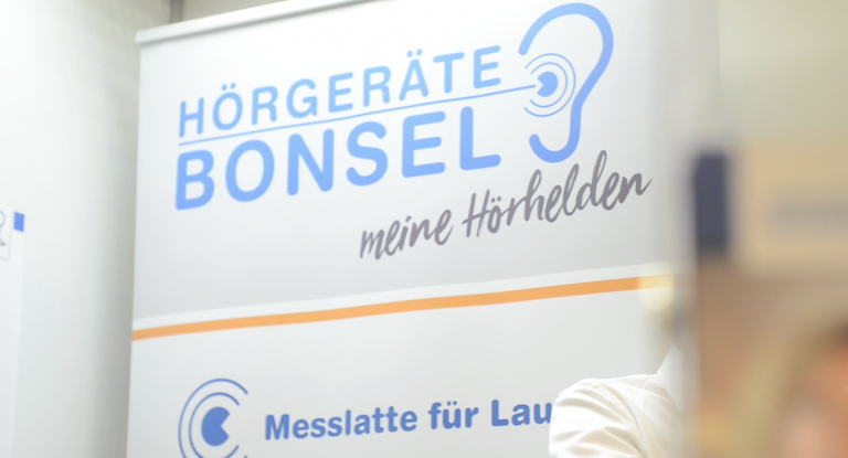 Eventfilm – Hörgeräte Bonsel