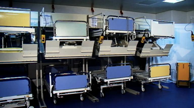 Produktfilm – marob Hygienetechnik Bettengarage